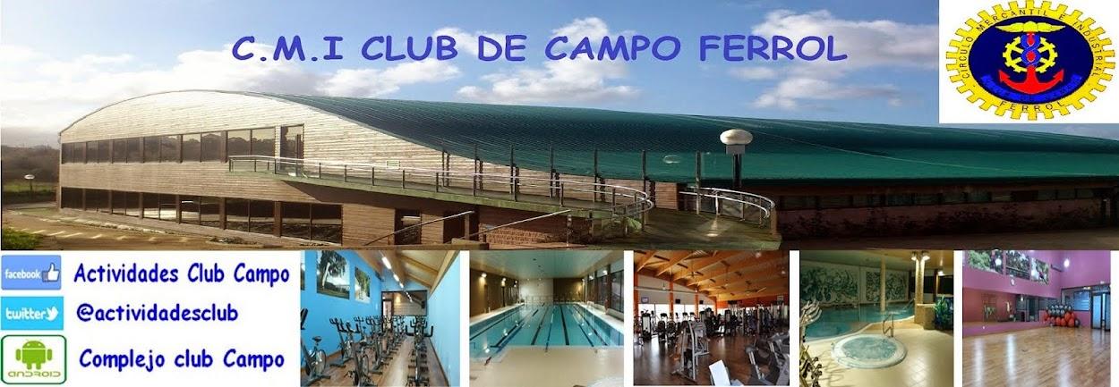 Actividades Complejo Club de Campo
