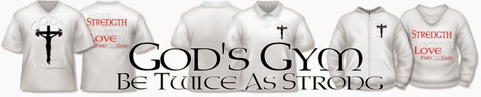 God's Gym Merchandise