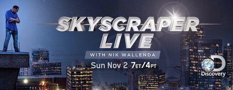 Skyscraper Live with Nik Nik Wallenda