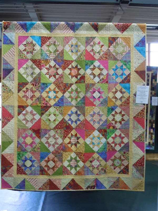 1 More Stitch: Quilts