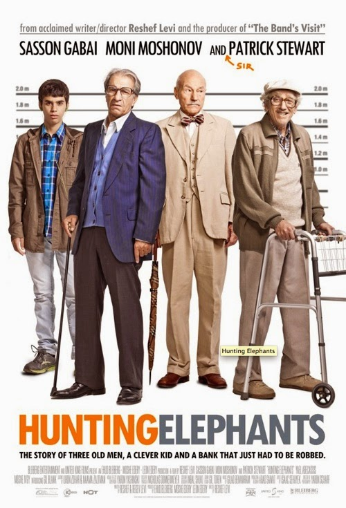 Ver Hunting Elephants (2013) Online