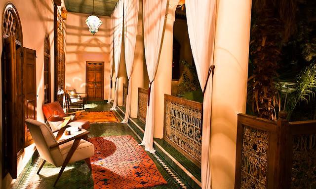 charming hotel boutique El Fenn