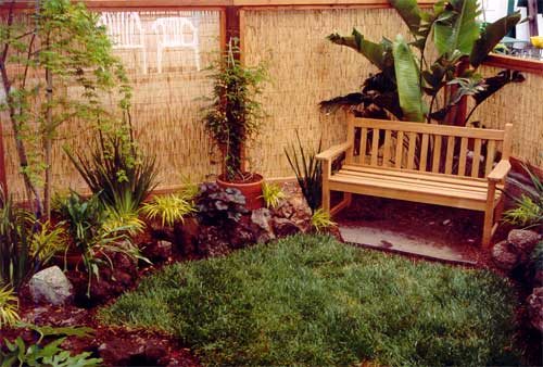 Garden Design: Landscape for Small Spaces