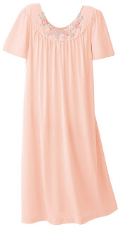 Nightgown with Sleeve