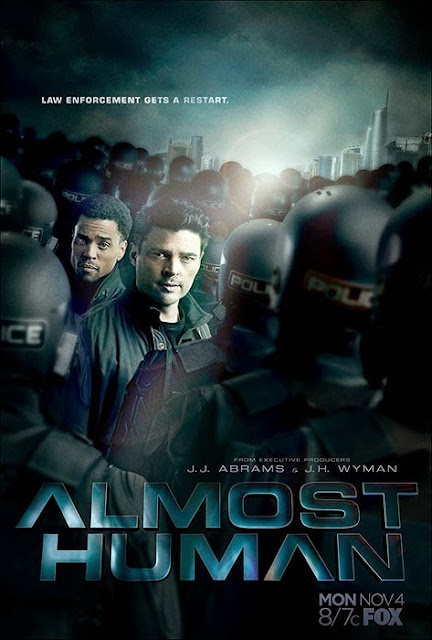 Kỷ Nguyên Nhân Tạo (phần 1) - Almost Human: Season 1