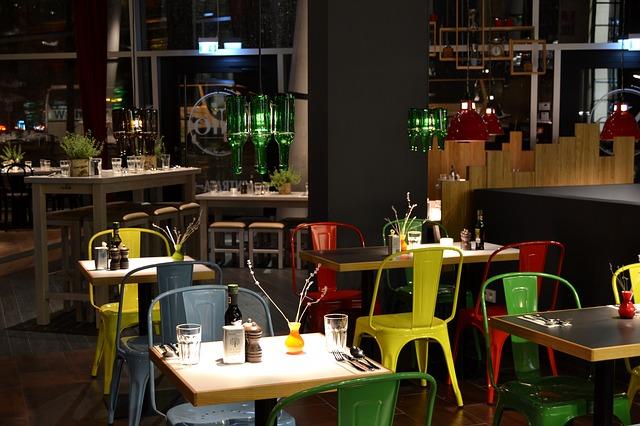 Desain Interior Cafe Mewah