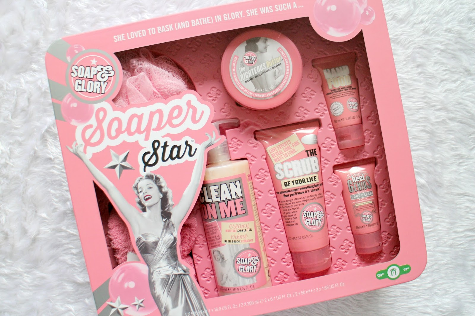 Soap & Glory Boots Sale
