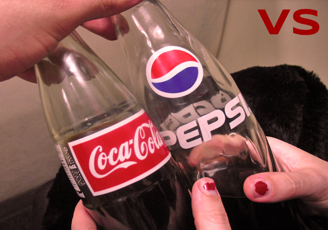 cola wars continued coke vs After a brief cease-fire,the introduction of a new product from pesico may have re-ignited the cola wars a brief history of the coke vs pepsi wars.