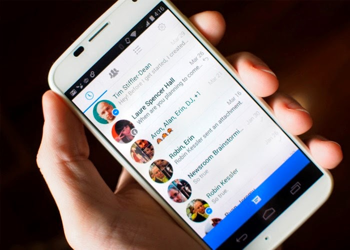 Facebook Messenger contiente código spyware