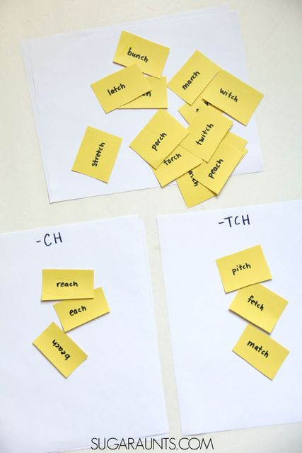Diagraph activity for spelling words.  This activity is for second graders and involves writing spelling word poetry, but these diagraph spelling words can be done with all ages.