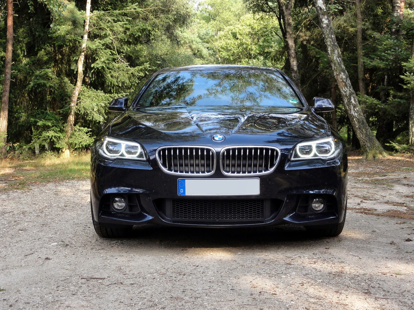 Picture update bmw 530d xdrive lci m sport