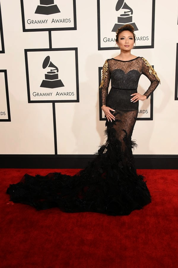 Who Wears What N Where: The 2015 Grammy Awards Best Dressed