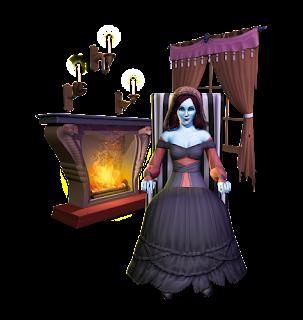The Sims 3 Cinema - Tudo sobre Horror_woman%5B1%5D