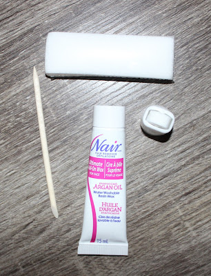 Nair Argan Oil Ultimate Roll On Face Wax