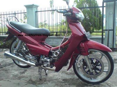 Honda Supra X Modifikasi Gambar dan Foto Modifikasi Motor Terbaru title=