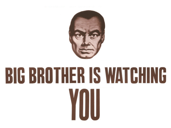big brother is watching Employees don't want bosses to know what they're doing on personal devices in their free time and when you think of legal byod privacy ramifications, companies.