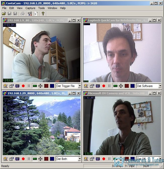 видео людей с веб камеры онлайн-жю2