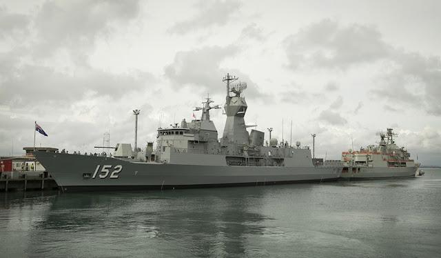HMAS Warramunga (FFG-152)