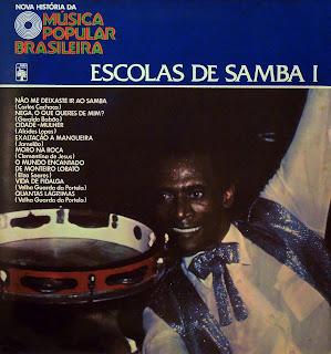 Nova História da Música Popular Brasileira,Escolas de Samba 1 - Various Artists,Abril Cultural 1979