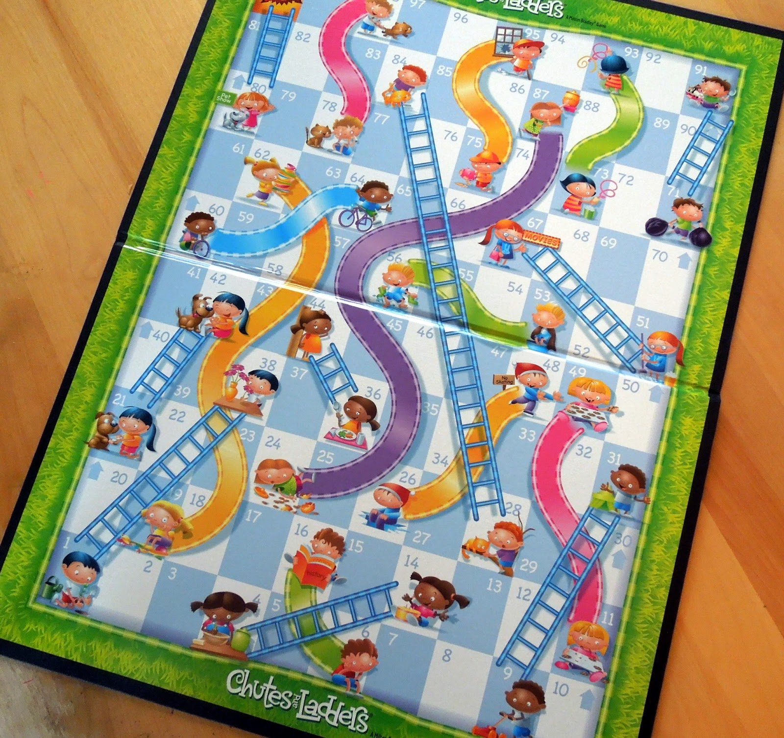 Chutes & Ladders as Metaphor for Life and Creative Practice by Jodi ...
