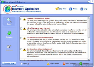 max internet optimizer