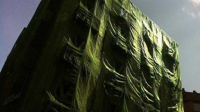 Edificio zombi, 2013 Abbé Nozal