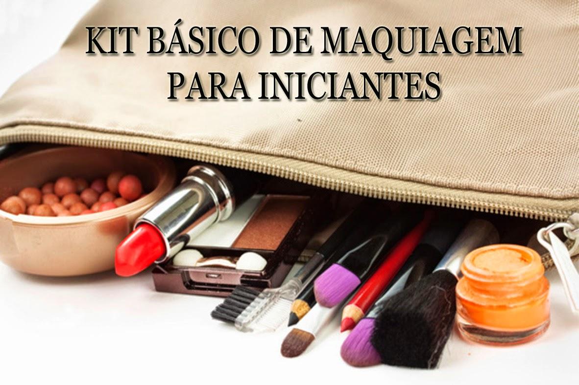 DOBABADO: Kit básico de maquiagem para iniciantes