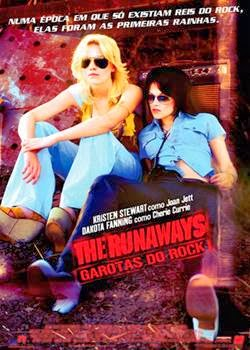 Download The Runaways Garotas do Rock Torrent Grátis
