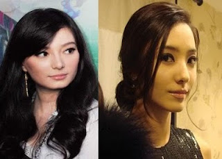 mirip artis, artis kembar, artis indonesia, artis korea