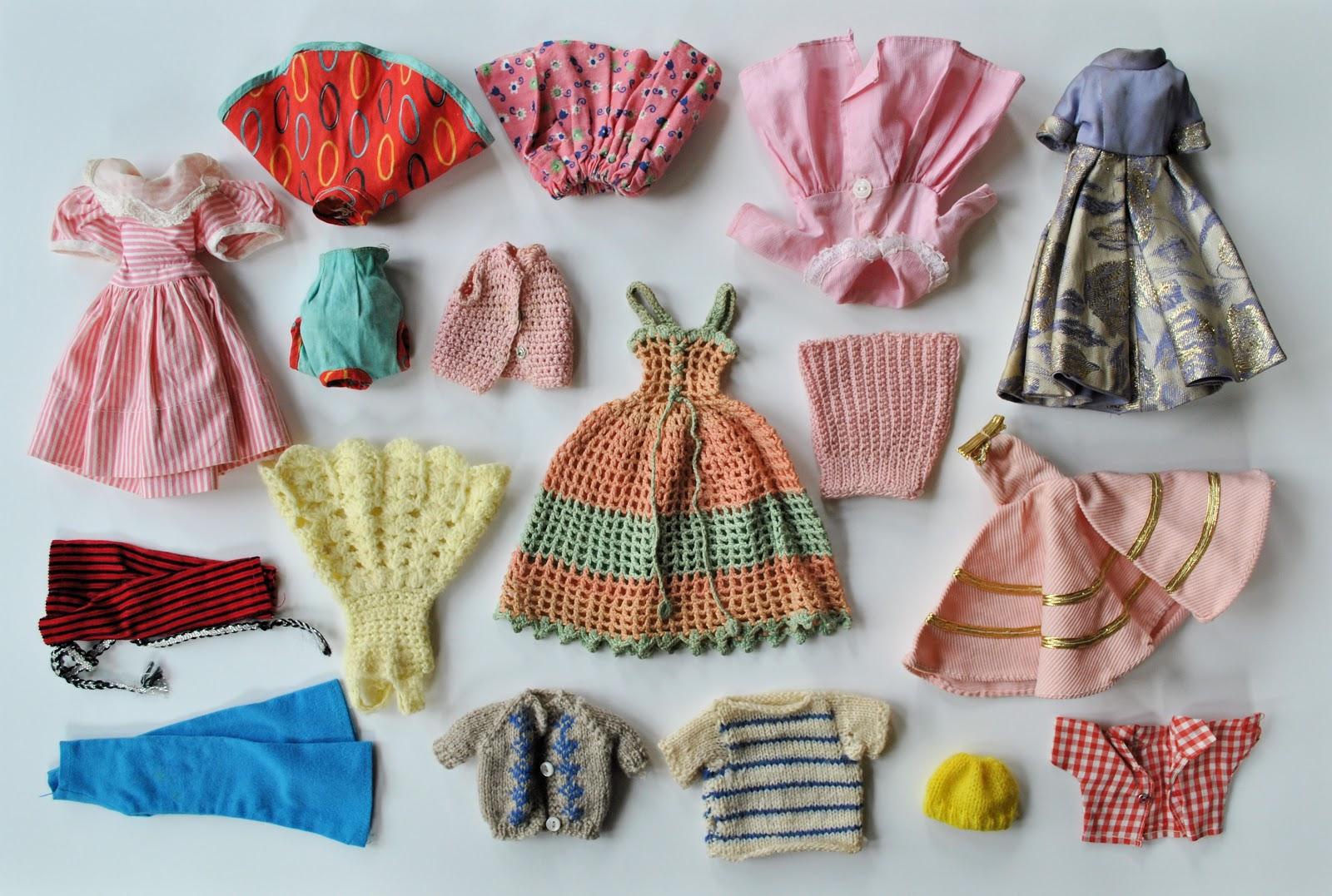 bricolagelife: homemade barbie clothes