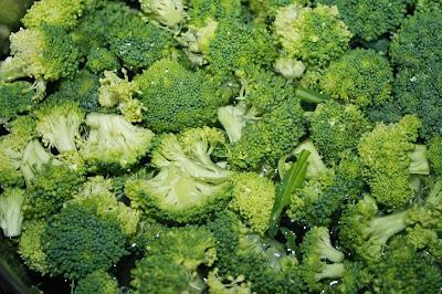 preparare broccoli