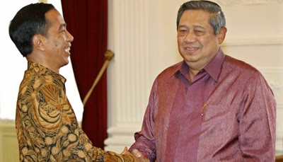 jokowi and sby
