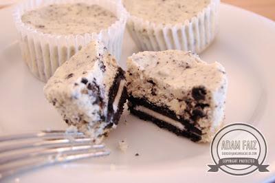 Resepi Oreo Cheesecake