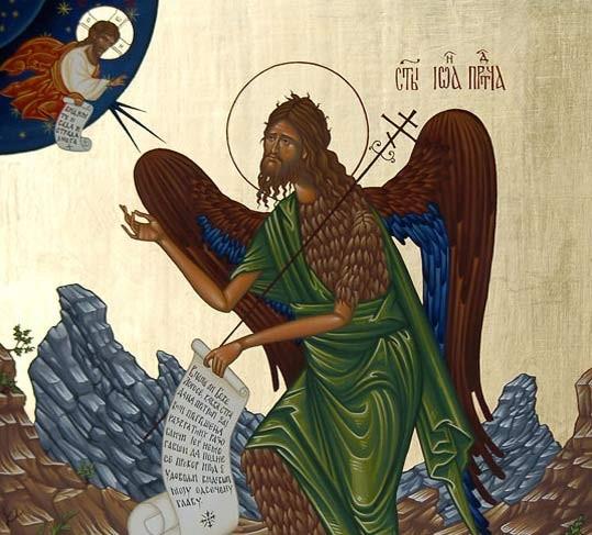 Свети Јован-земаљски ангел и небески човек