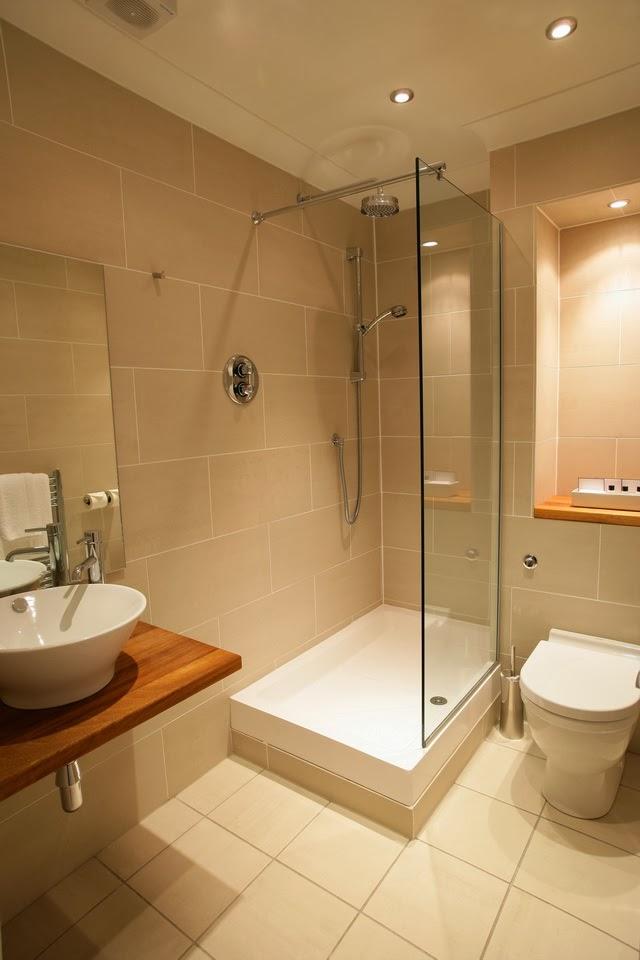 Desain ruang kamar mandi wc rumah minimalis type 36 60 for Model bathroom designs