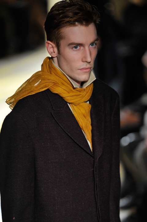 Yohji Yamamoto Created A Fall/winter 2012 Collection