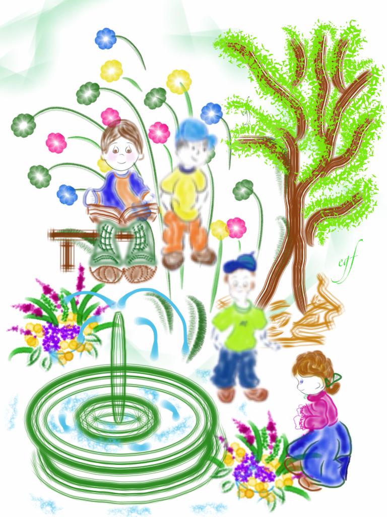 Pimpimblu cuentos y reflexiones pimpimblu te invita a for Leer el jardin secreto
