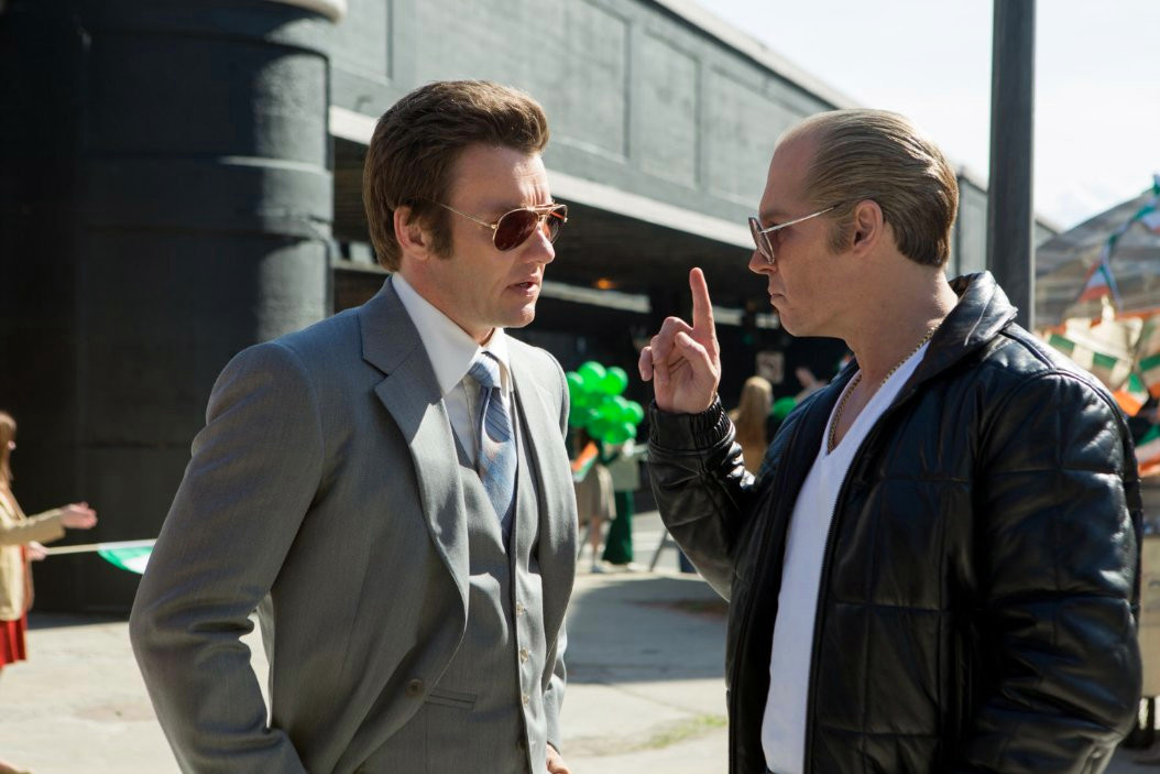 Black Mass Movie Film 2015 - Sinopsis (Johnny Depp, Dakota Johnson, Benedict Cumberbatch)
