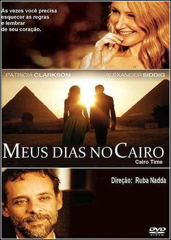 Modelo Capa Meus Dias no Cairo   DVDrip   Dual Áudio