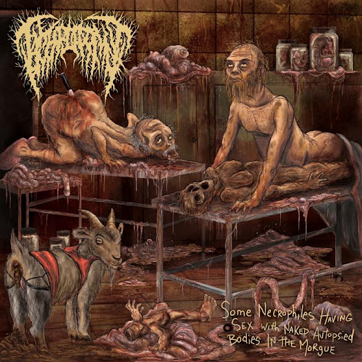 Hymenotomy - Some Necrophiles Having Sex With Naked Autopsied Bodies In The Morgue(2015)