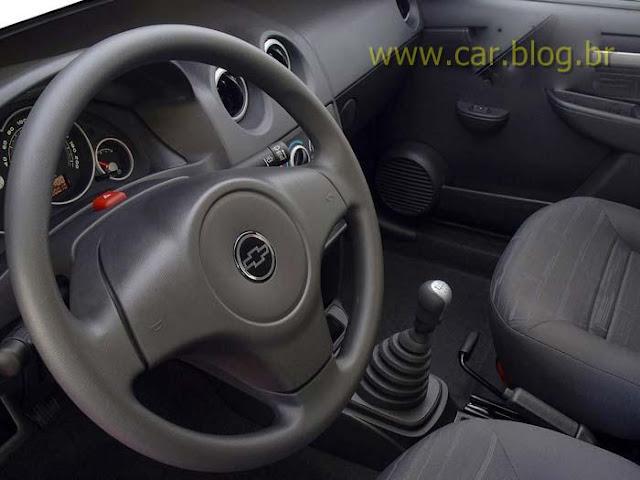 Chevrolet Prisma 2010 1.4 Maxx - volante