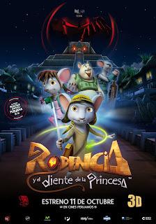 Rodencia y el Diente de la Princesa Poster