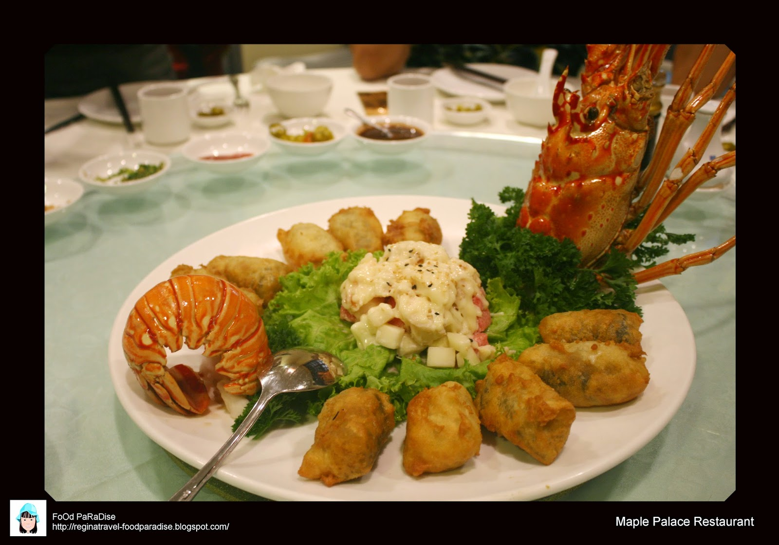 Maple Palace Restaurant Penang