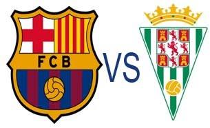 Prediksi Skor Barcelona vs Cordoba 11 Januari 2013