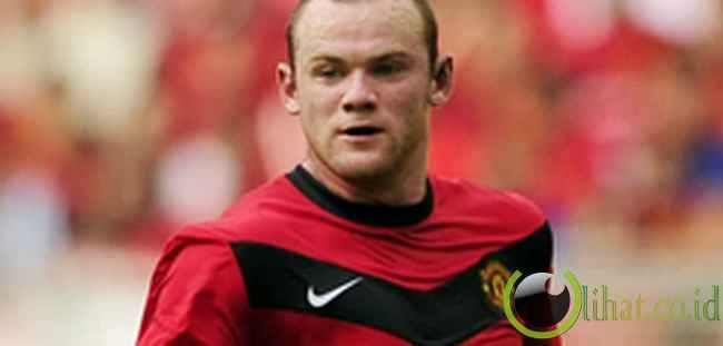 Wayne Rooney (Man United) : 32,10 km /jam