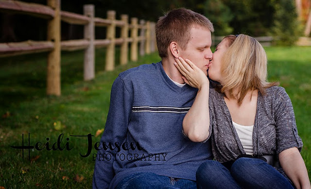 Engagement Pictures State College Pennsylvania Heidi Jensen Photography