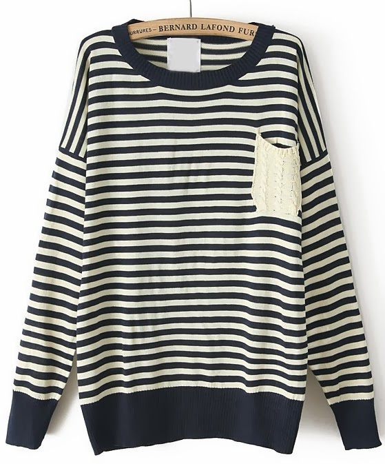 http://www.sheinside.com/Black-White-Striped-Long-Sleeve-Pocket-Sweater-p-150049-cat-1734.html
