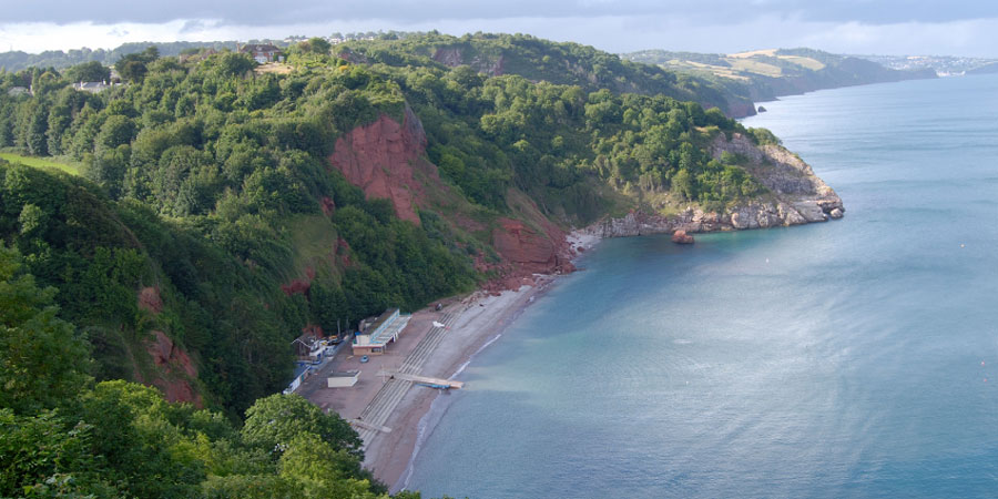 Red Cliffs Of Dawlish