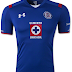 Under Armour divulga as novas camisas do Cruz Azul