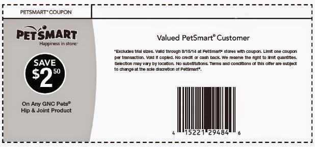 Petsmart com grooming coupons